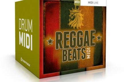 Showroom: Toontrack Reggae EZX for EZdrummer 2