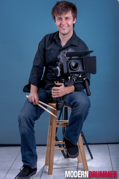 Aaron Legg of the Documentary Film 'Chops'