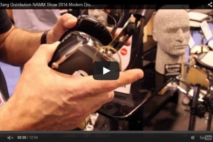 VIDEO Big Bang Distribution NAMM Show 2014 Modern Drummer Magazine New Gear Coverage