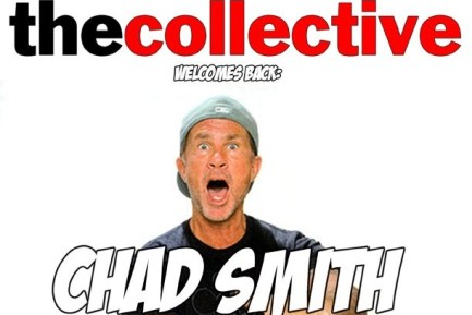 Chad Smith Clinic at the Collective