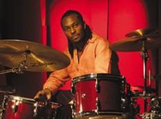 Drummer Clarence Penn (thumb)