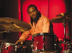 Drummer Clarence Penn (thumb)
