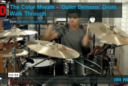 The Color Morale's Steve Carey