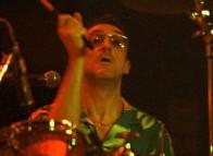 "Drummer Craig ""Clune"" McClune"