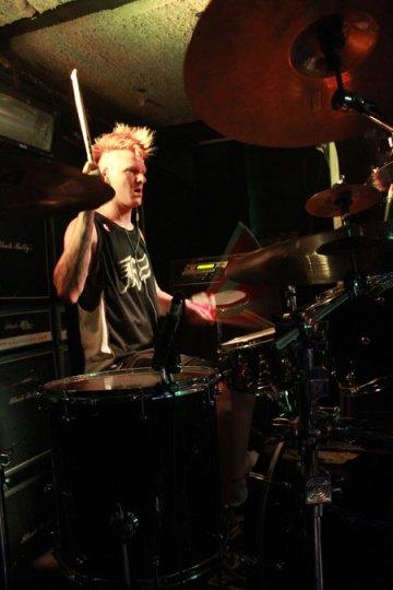 Daniel Jamal Nazroo of Devour The Martyr Drummer Blog | Modern Drummer Magazine