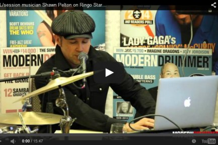 Modern Drummer Online All-Starr Tribute To Ringo Starr