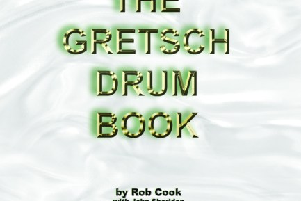 Rebeats to Release The Gretsch Drum Book