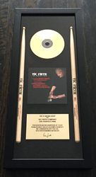 Vic's Drum Shop Wins 2014 Outstanding Retailer Award From Vic Firth Company