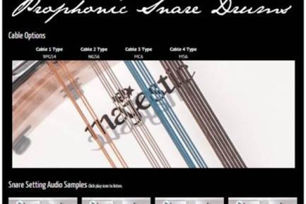 Majestic Percussion Adds Audio Catalog Online