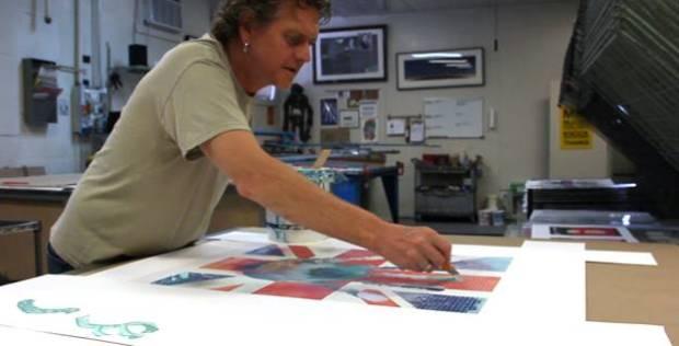 Rick Allen of Def Leppard Fame to Exhibit in Wentworth Gallery
