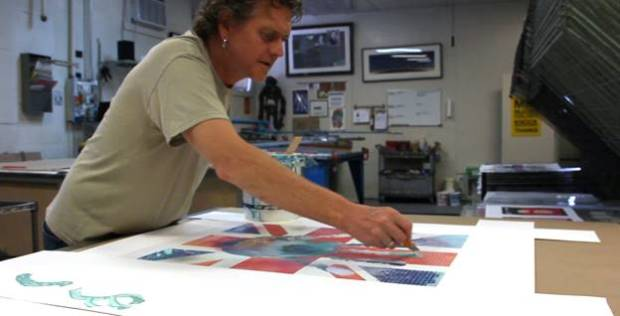 Rick Allen of Def Leppard Fame to Exhibit in Wentworth Gallery