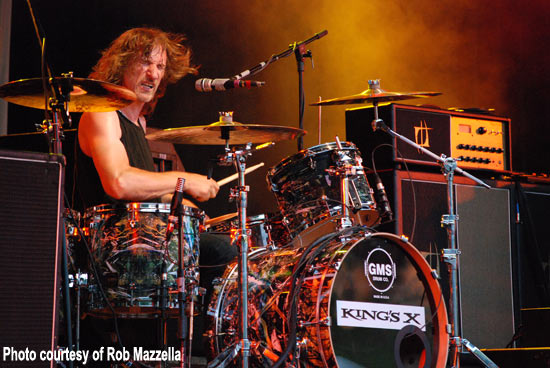 Jerry Gaskill of King's X Drummer Blog