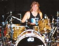 drummer Jeff Kathan