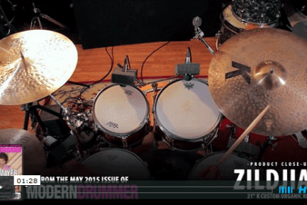 DEMO VIDEO! Product Close-Up: Zildjian K Custom Organic and K Constantinople Renaissance Rides