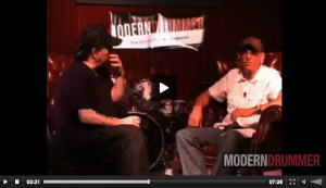 Chapter 4: A Conversation With Dino Danelli & Liberty DeVitto