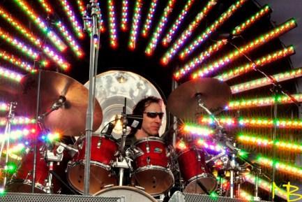 Drummer Kofi Baker