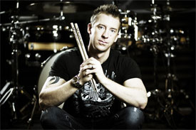 educator drummer mike johnston