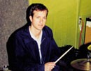 drummer Mike Heidorn of Son Volt