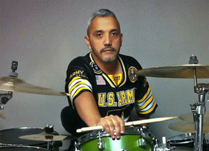Paul De La Cerda or Warrior Spirit Drummer Blog