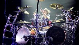 Drummer Ray Luzier