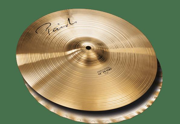 Paiste Signature Precision Hi-Hat Cymbals 14