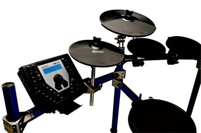 Simmons Releases Full-Size 6-Piece SD1500KIT Electronic Drumset