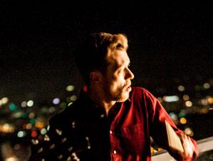 Spencer Walker of A Silent Film Drummer Blog