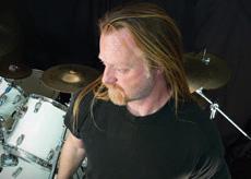 Drummer Steve Shelton