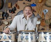 Percussionist Steven Kroon