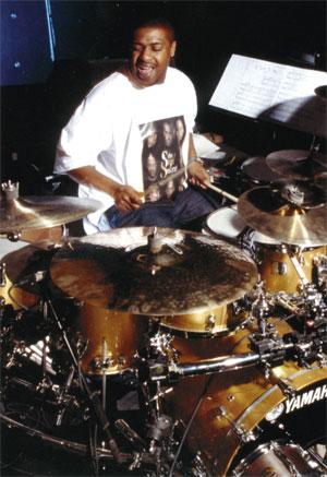American Idol Drummer Teddy Campbell