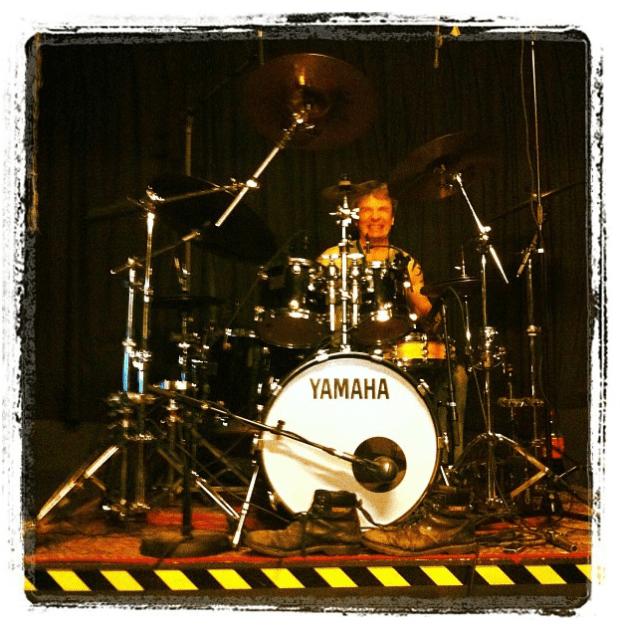 Drummer/Leader Gunnar Waage
