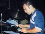 Drummer Marko Djordjevic