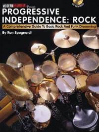 Progressive Independence: Rock by Ron Spagnardi