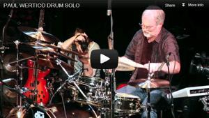 Paul Wertico Drum Solo