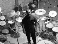 drummer Michael Zerang