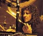 drummer Mark Zonder