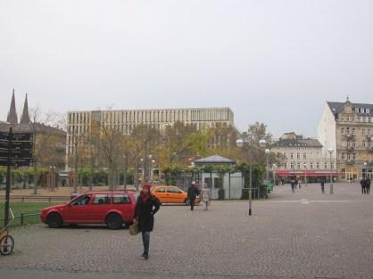 Wiesbaden, Dernsches Gelände, Einkaufsbummel, 2016 (Bild: privat)