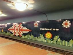 Berlin, U-Bahnhof Paulsternstraße (Bild: Ingolf, CC BY SA 2.0)