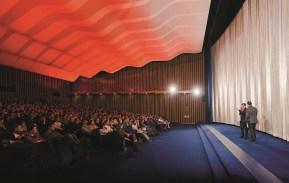 Berlin, Kino International, Zuschauerraum (Bild: David von Becker, 2013)