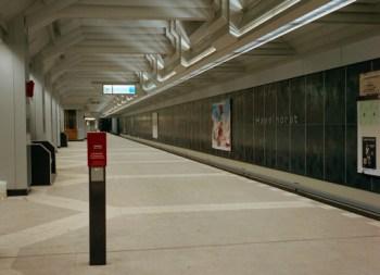 "Berlin, U-Bahnhof ""Haselhorst"" (Bildquelle: Landesarchiv Berlin, Ludwig Ehlers, F Rep. 290 Nr. 12827 C)"