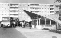 Binz, Buswartehalle (Bild: Müther-Archiv)