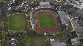 Bonn, Sportpark Nord aus der Luft (Bild: Wolkenkratzer, CC-BY-SA 3.0)