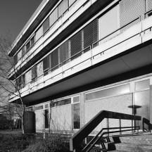 Braunschweig, Stahlbau-Institut (Bild: Ulrich Knufinke)