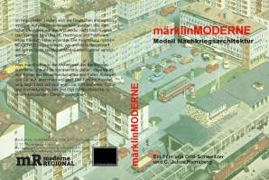 """DVD-Cover """"märklinMODERNE"""""""