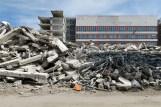 Dresden, Abbrucharbeiten auf dem Robotron-Gelände (Bild: © Martin Maleschka)