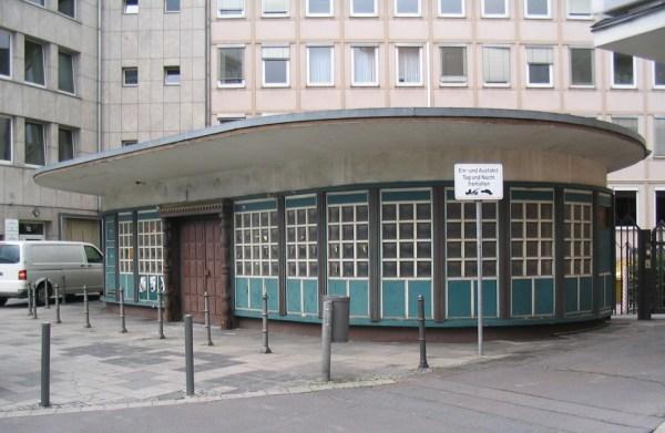 """Das Frankfurter Café """"Heimat"""" vor der Sanierung (Bild: Christian Schmidt, Offenbach)"""