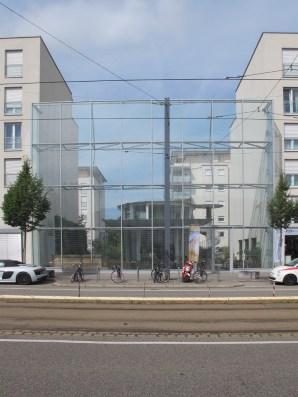 Freiburg, Turmrestaurant (Bild: K. Berkemann)