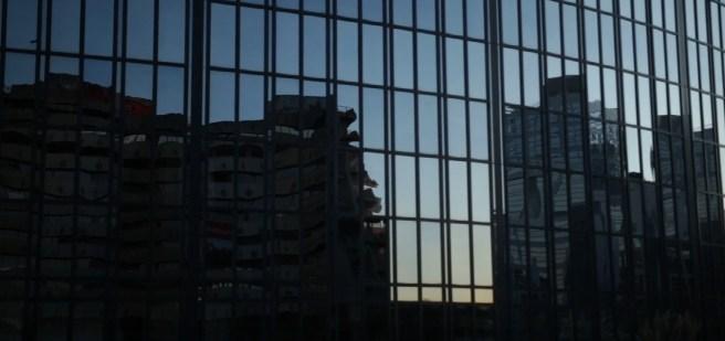 "Hamburg, City Nord (Bild: Initiative ""Filme aus Beton"", Hamburg)"