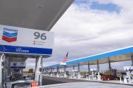 Nevada, Tankstelle (Bild: Christian Warning)