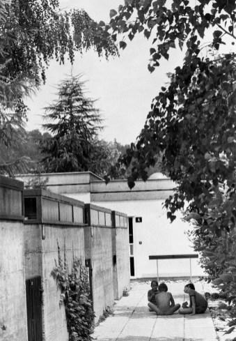 Roland Rainer: Gartenstadt Puchenau, Oberösterreich, 1967 (Bild: Architekturzentrum Wien, Sammlung, Foto: Roland Rainer)